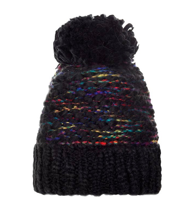 Tally-Ho Beanie, Black