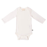 Long Sleeve Bodysuit in Cloud Kyte Baby