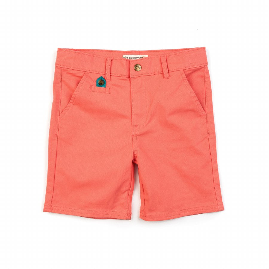 Harbor Shorts, Salmon