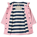 Pink & Navy Splash Jacket