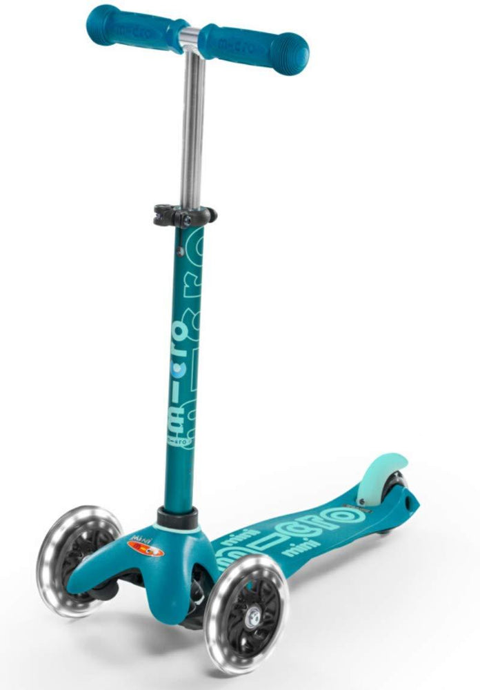 Mini Deluxe LED Scooter, Ages 2-5