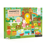 Tree House Party Magnetic Play Set
