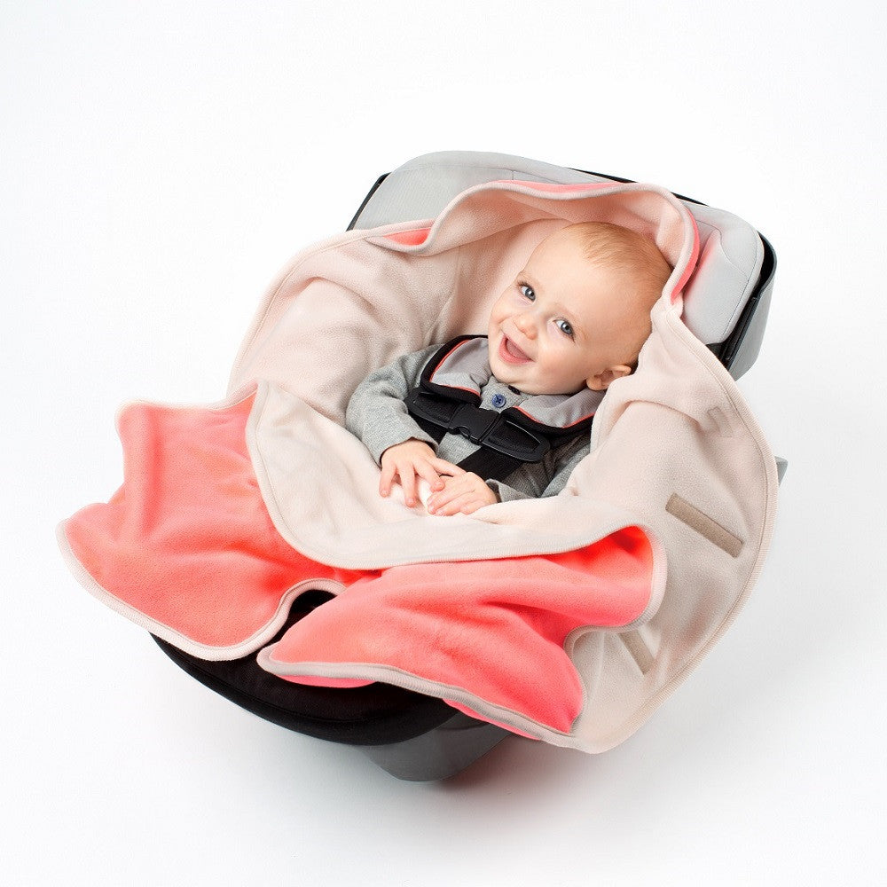 Fleece NIDO Car Seat Cover More Colors Available