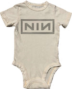 Nine Inch Nails Short Sleeve Onesie