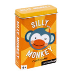 Silly Monkey Card Game Petit Collage