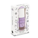Piglou Water-Based Nail Polish - Lilac Glitter Nailmatic