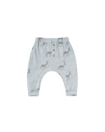 Buck Slub Pant, Ice