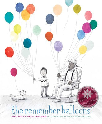 Remember Balloons by Jessie Oliveros