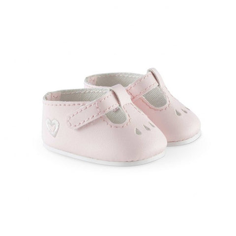 "14"" Ankle Strap Shoes in Pink"