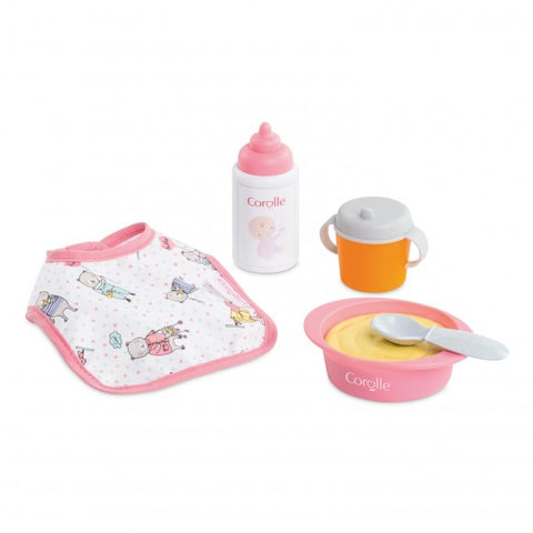 "Mealtime Set for 12"" Baby Doll"
