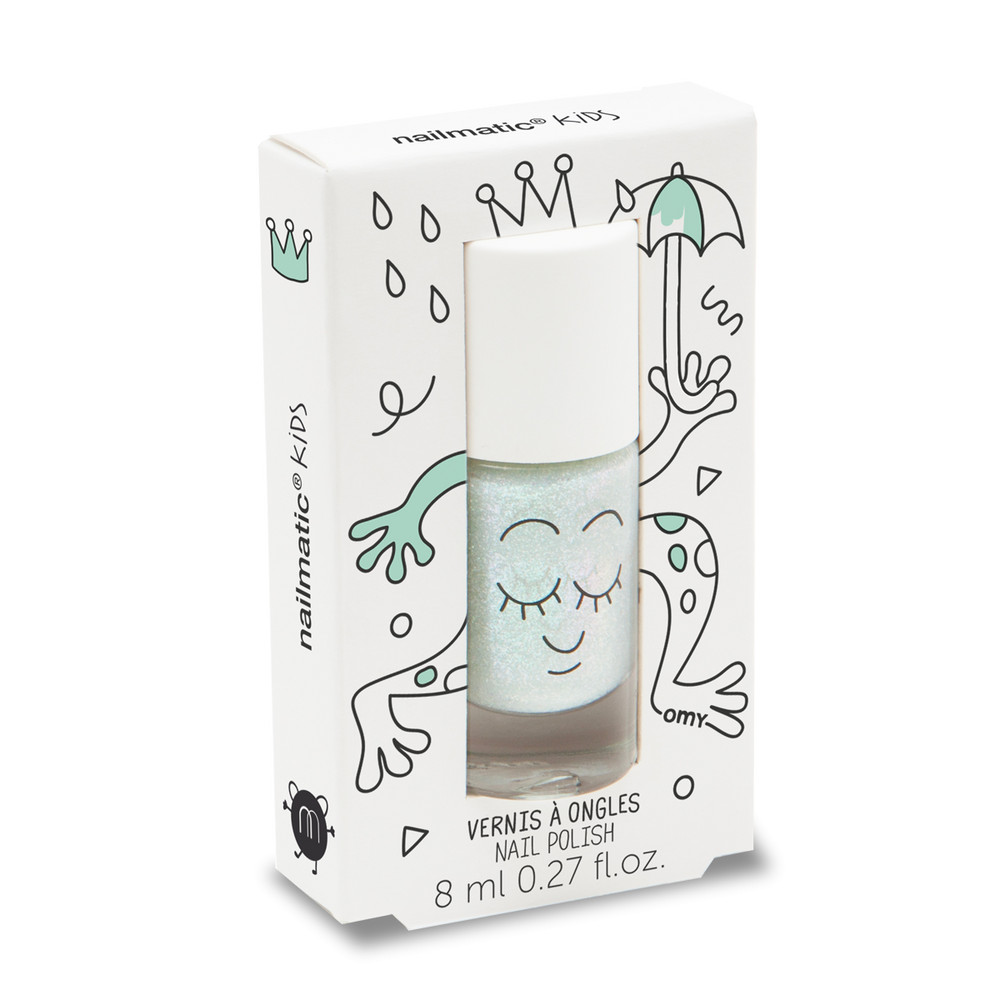 Aldo Water-Based Nail Polish - Pearly Green Nailmatic