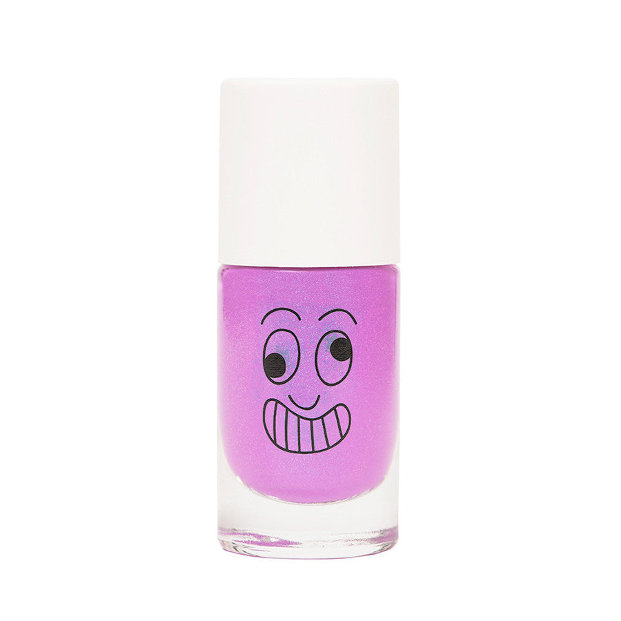 Marshi Water-Based Nail Polish - Neon Lilac