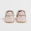 Moccasins, Heirloom in Blush & Gold