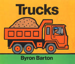 Trucks by Byron Barton