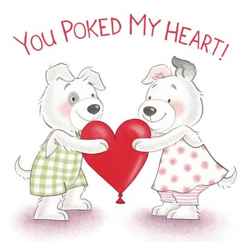 You Poked My Heart