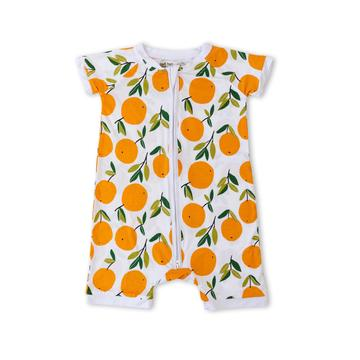 Clementines Shorty Convertible Romper/Sleeper