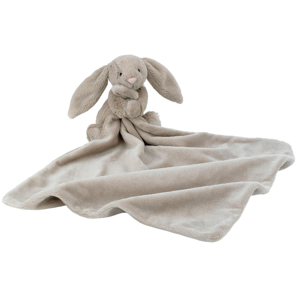 Bashful Grey Bunny Soother