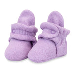 Cozie Fleece Bootie, Lilac