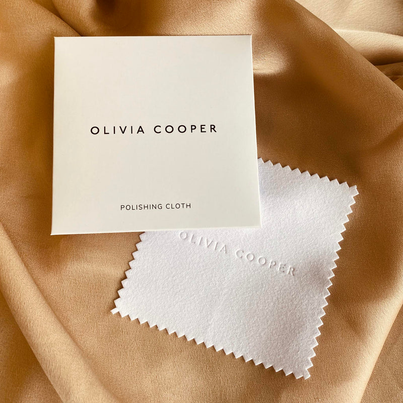 Olivia Cooper Jewellery Polishing Cloth