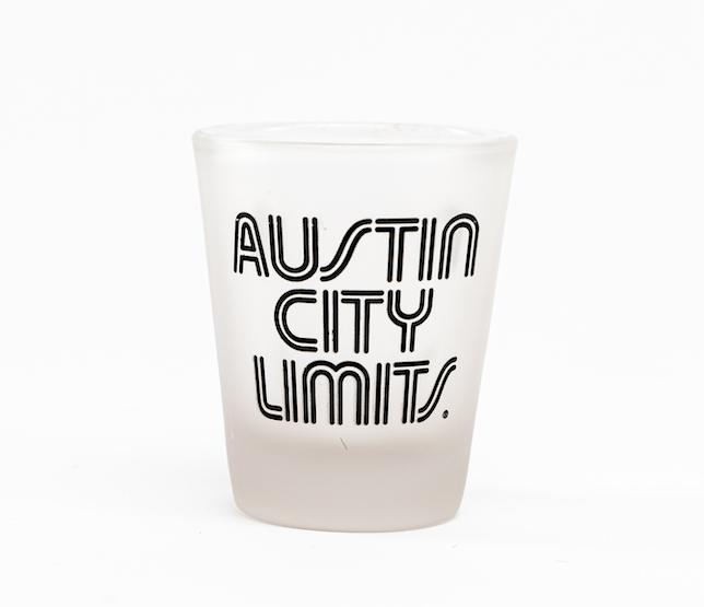 ACL  Frosted Shot Glass