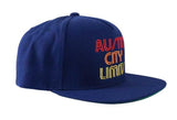 "ACL ""Sunshine"" Embroidered Navy Hat"