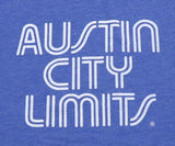 ACL Adult White on Vint. Blue Shirt