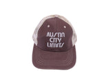 ACL Embroidered on Brown Trucker