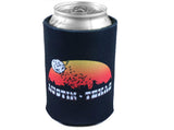Retro Sunset Koozie