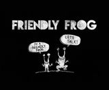 Hi How Are You Friendly Frog