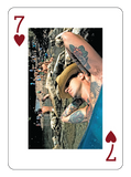 Deck of Austin Playing Cards
