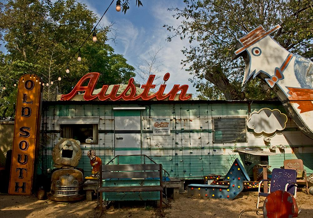 Old South Austin