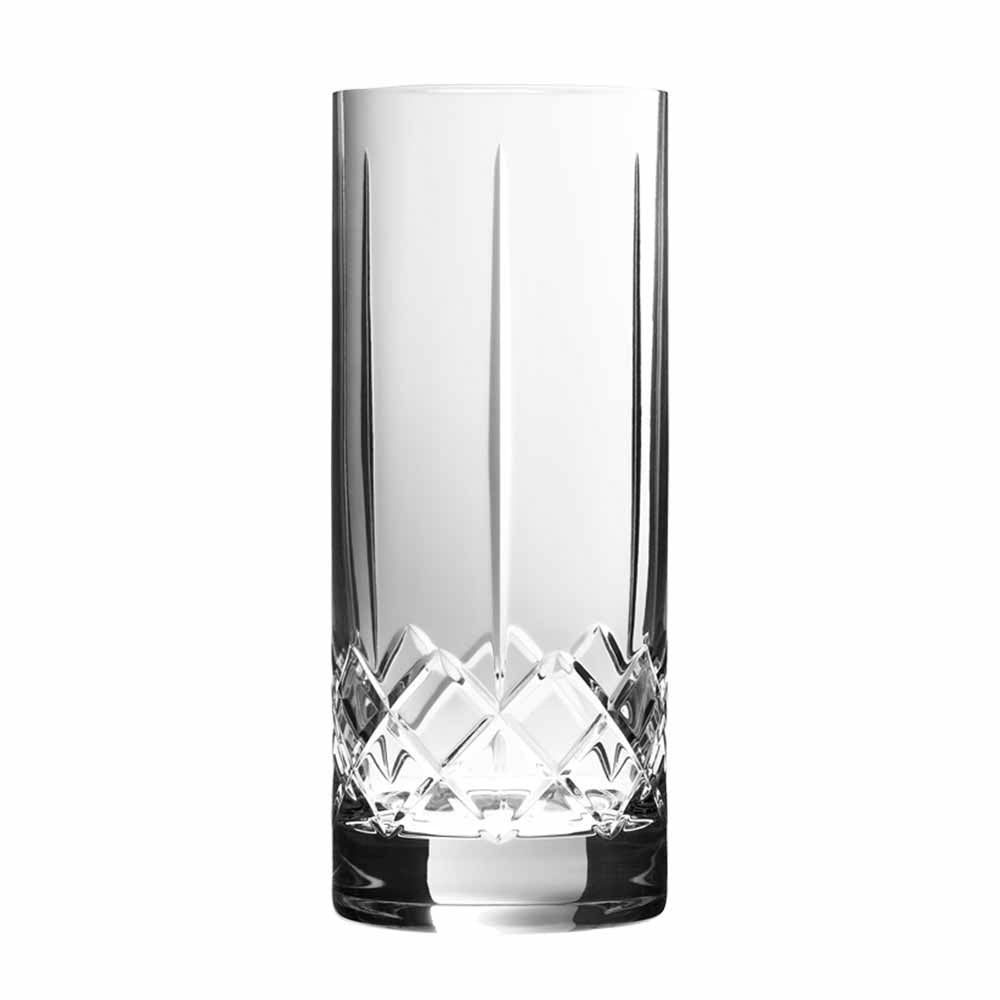 Cut Hiball Glass (pair of two) (5875859161241)