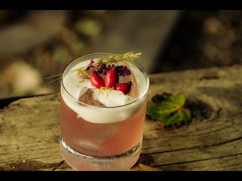 Load and play video in Gallery viewer, DIY Rose Gold Sour | 2 serves