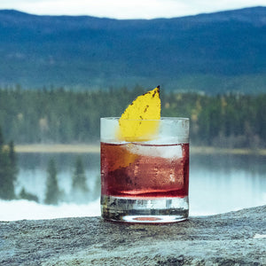 Load image into Gallery viewer, Nordic Negroni Arctic Bramble (Åkerbär) (5875408371865)