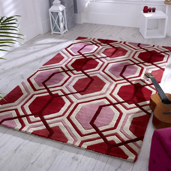 Kelly 04 Bubblegum Rug