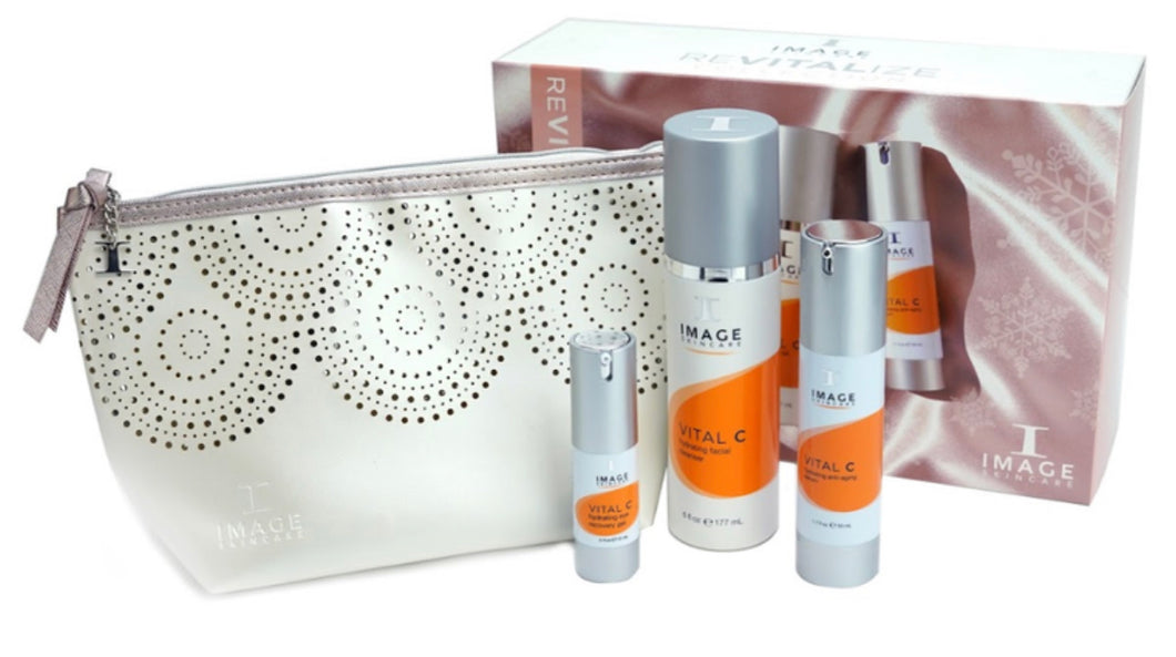 Holiday set Image Skincare 2019 Revitalize kit