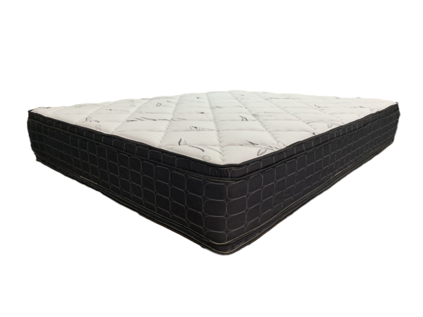 """THE SIEGEL"" DOUBLE SIDED P.T. 12"" MATTRESS-Lifeisgoodfurniture"