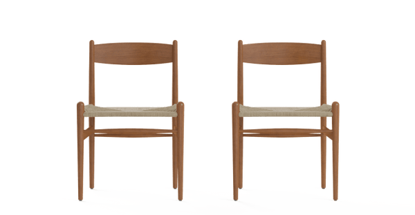 Harvey Set of 2 Dining Chairs-Lifeisgoodfurniture