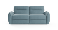 Sloan Electric Loveseat Recliner-Lifeisgoodfurniture