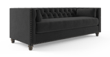 Florence Velvet Chesterfield 3 Seater Sofa-Lifeisgoodfurniture