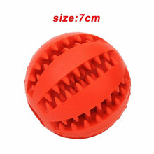 Load image into Gallery viewer, Teeth Cleaning Dog Chew Treat Ball