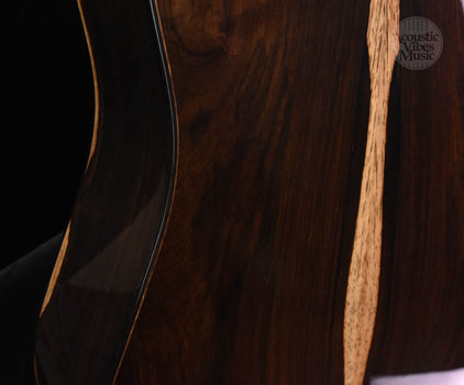 "Bedell Limited Edition ""Forte"" Dreadnought  ""Puerta"" Brazilian Rosewood and Adirondack Spruce"