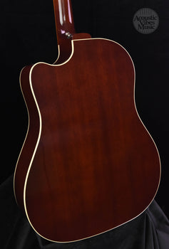 Gibson J-45 Mahogany M -Light Cherry Burst