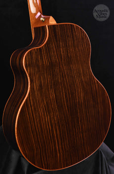 McPherson MG 5.0 XP Custom- Macassar ebony and California Redwood with Electronics
