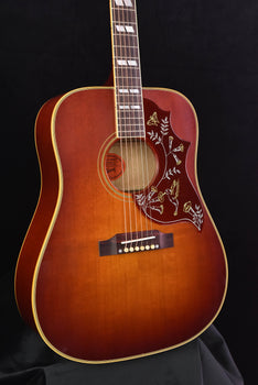 Gibson 1960 Hummingbird Fixed Bridge (Re-issue New Guitar)