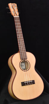 Cordoba 24T Tenor Uke Sitka Spruce and Spalted Maple