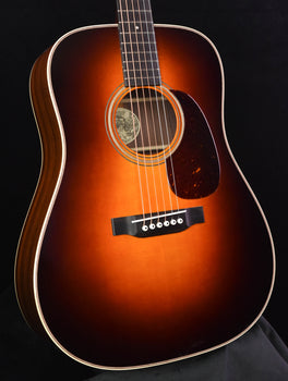 "Collings D2H SB T  Sunburst ""Traditional"" 1 3/4"" Nut- Animal Protein Glue"