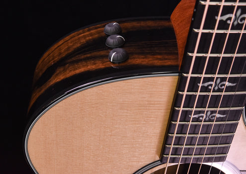 Taylor E14CE Sitka Spruce and Crelicam Ebony  Road Show Special