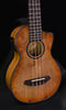Breedlove Lu-au Concert Ukulele Natural Shadow CE all Myrtlewood with Gig Bag!