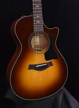 Taylor 312CE TSB Tobacco Sunburst Top